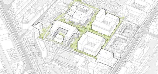 Projet de la ville de Paris pour le quartier Saint-Vincent-de-Paul